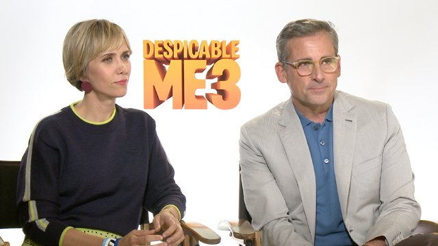 Despicable Me 3 Cast Interviews Watch At Comingsoon Net