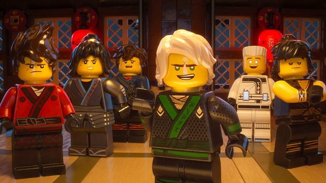 LEGO Ninjago Characters Guide - Meet the New Movie's Cast