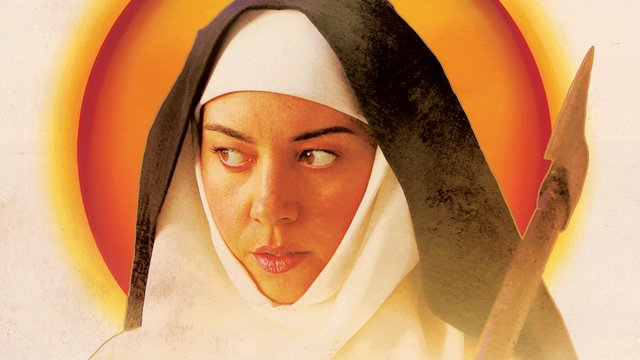 Meet The Little Hours cast with new character posters. The Little Hours cast can be seen in theaters June 30.