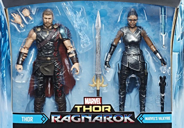 More Thor: Ragnarok Figures from Hasbro Revealed