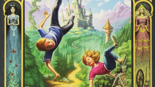 The Land of Stories is heading to the big screen. Would you want to see a Land of Stories movie?
