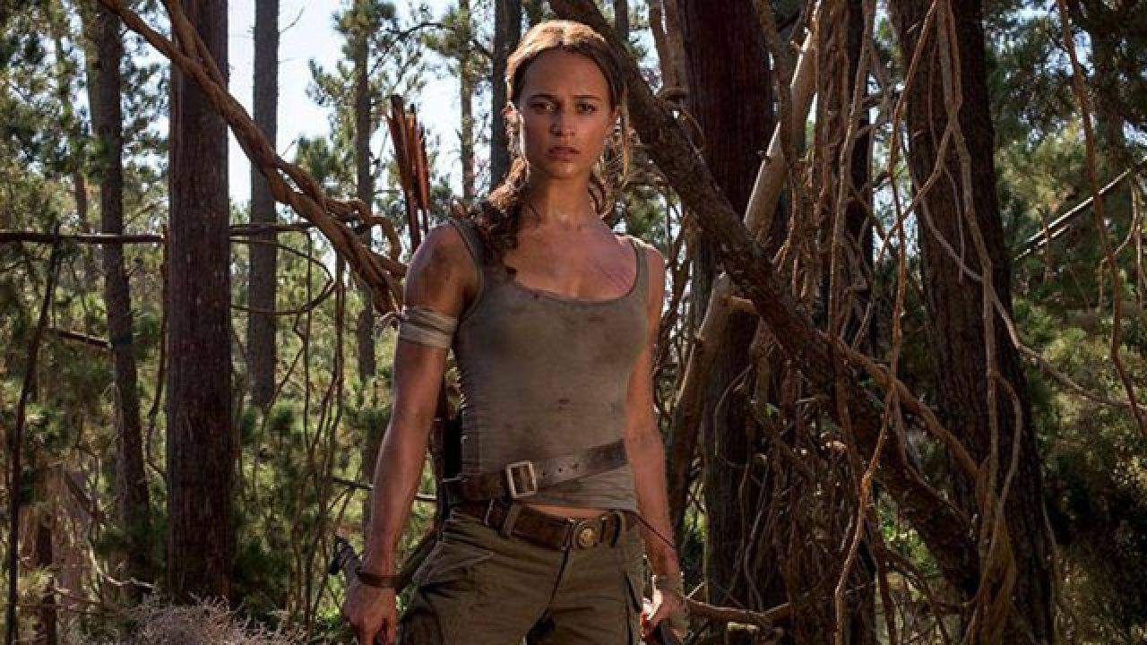 New Tomb Raider Movie Wraps Production Comingsoon Net