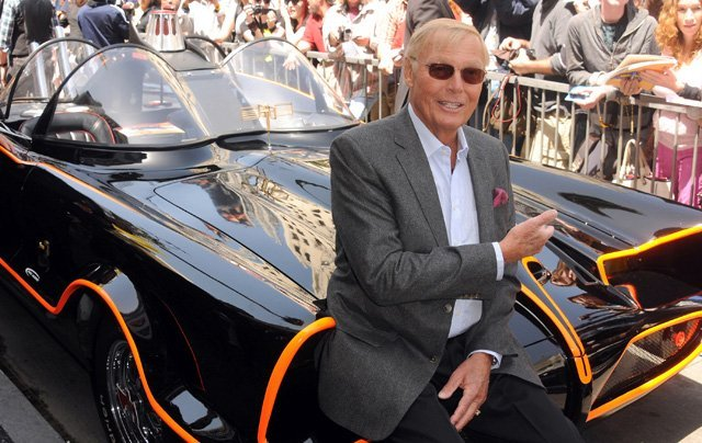 RIP Adam West, Batman Actor Dead at 88