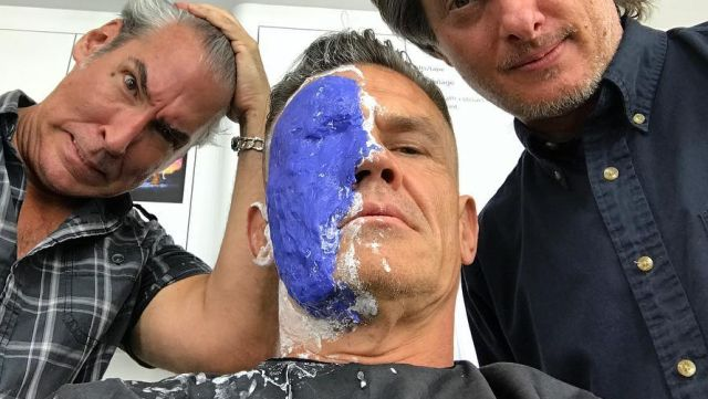 Josh Brolin Teases His Cable Transformation for Deadpool 2