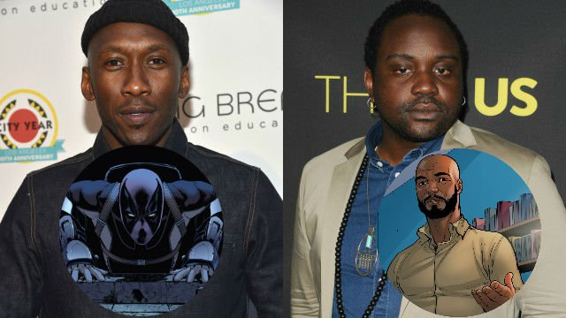Mahershala Ali and Brian Tyree Henry Join Animated Spider-Man Movie