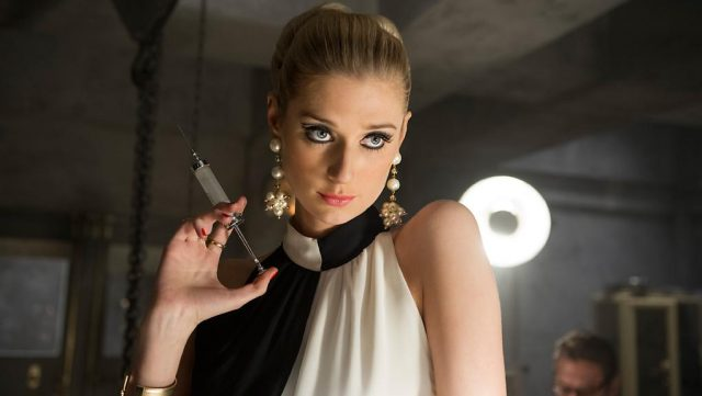 Guardians of the Galaxy's Elizabeth Debicki will do a voiceover role in Valerian