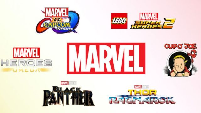 Marvel Costumes, Props, and Games Set to Appear at D23