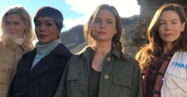 Meet the Women of Mission Impossible 6