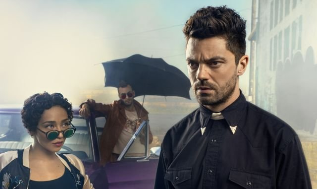 The Full Preacher Season 2 Trailer Descends from the Heavens