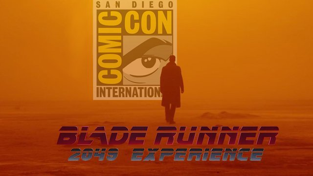 Explore the SDCC Blade Runner 2049 Experience with a full gallery of the attraction, open to the public from Thursday, July 20th, to Sunday, July 23rd.
