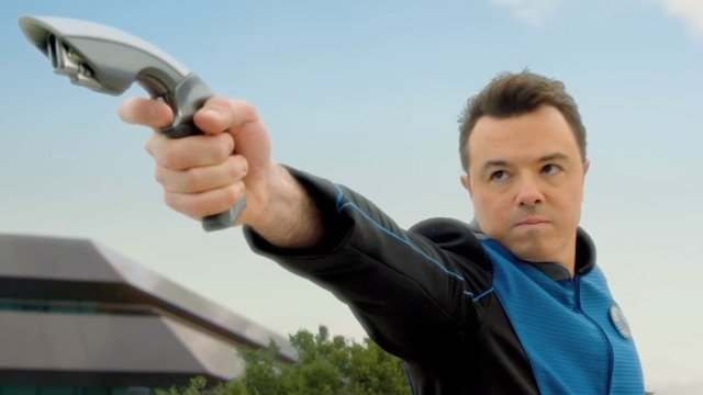 The Orville Comic-Con Trailer Plays Up the Star Trek Parody