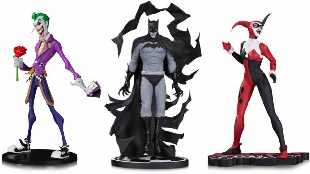 Comic-Con: DC Collectibles Reveals New Figures, Statues, and Prop Replicas