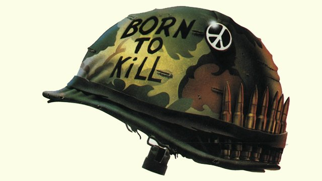 Sit down with the Full Metal Jacket cast. The Full Metal Jacket cast includes Matthew Modine and Vincent D'Onofrio.