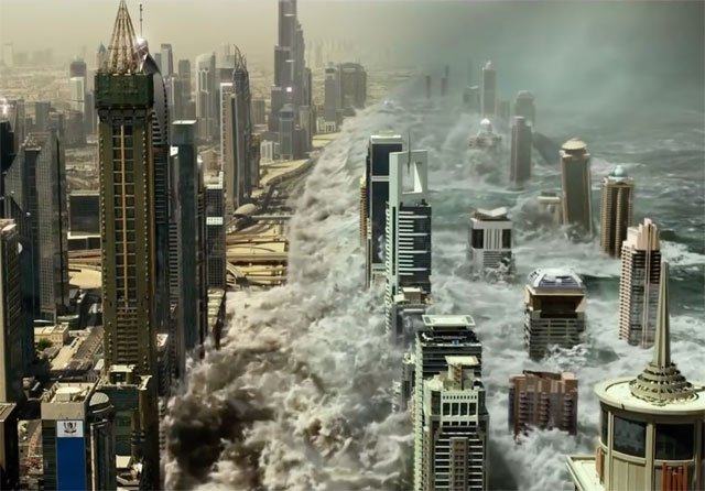 New Geostorm Trailer Shows Mother Nature Unleashed