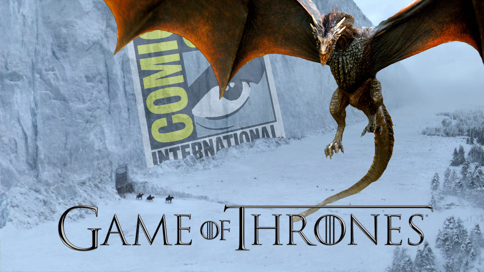 Winter has arrived with HBO's interactive Game of Thrones SDCC Environment. We've a peek inside the attraction, open to the public throughout Comic-Con.
