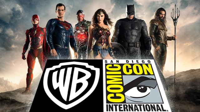 Follow along with all the latest reveals, announcements and other surprises from this year's Warner Bros. Pictures Comic-Con panel in Hall H.