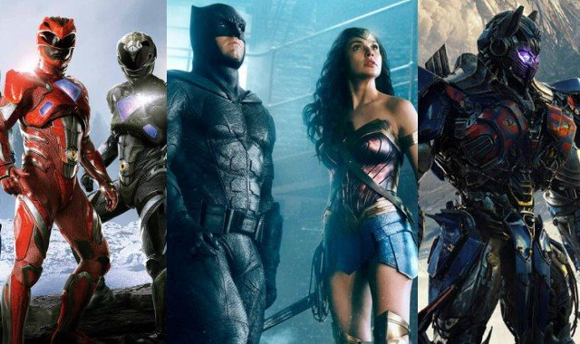 Justice League, Power Rangers, and Transformers Assemble in New Commercials