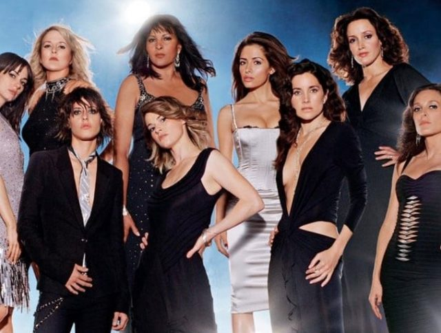 Showtime is looking at a revival of The L Word with some returning cast members