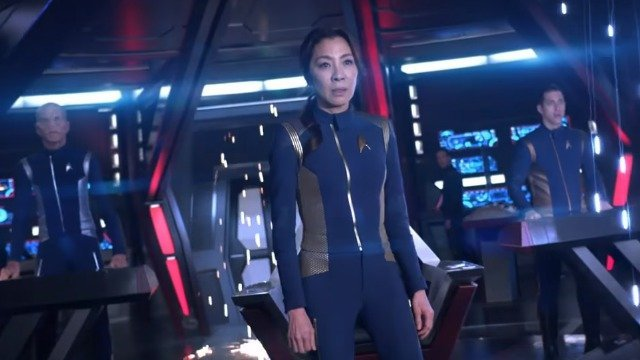 Comic-Con: New Star Trek: Discovery Trailer Teases War with Klingons