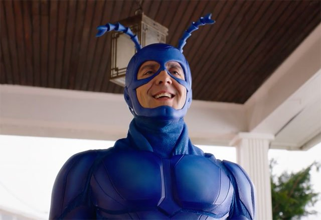 Spoon! Amazon's The Tick Series Trailer is Here!