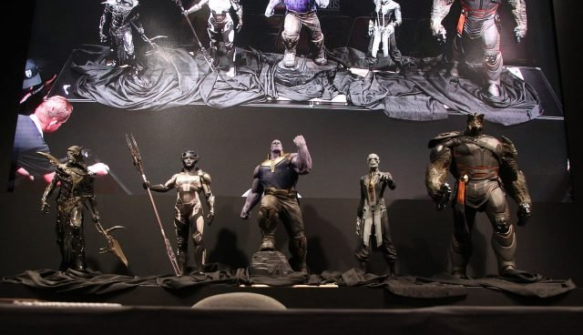 Infinity War co-director Joe Russo talks about the Black Order