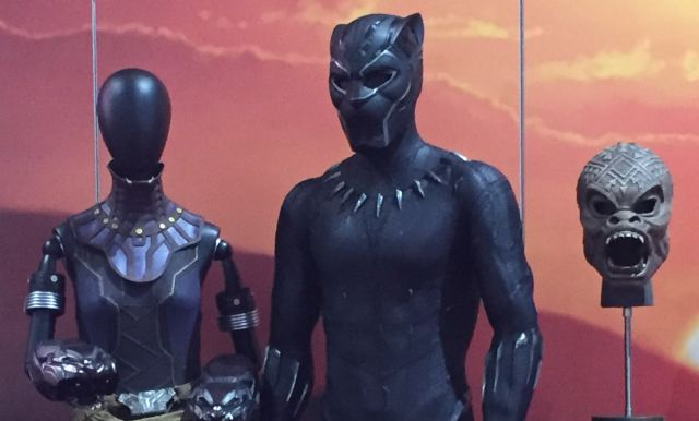 New Black Panther poster revealed at SDCC 2017