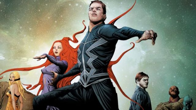 Marvel's Inhumans Comic-Con Poster Brings the Family Together