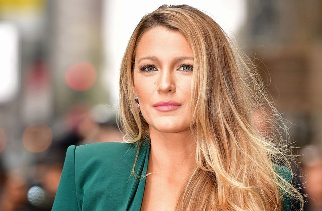 Blake Lively to Star in Thriller The Rhythm Section from 007 Producers