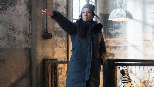 Lucy Liu to Direct the Season 2 Premiere of Marvel's Luke Cage!