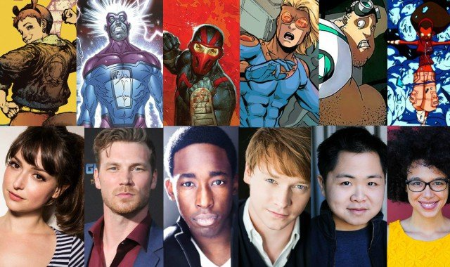 Squirrel Girl Actress and More Join New Warriors Cast