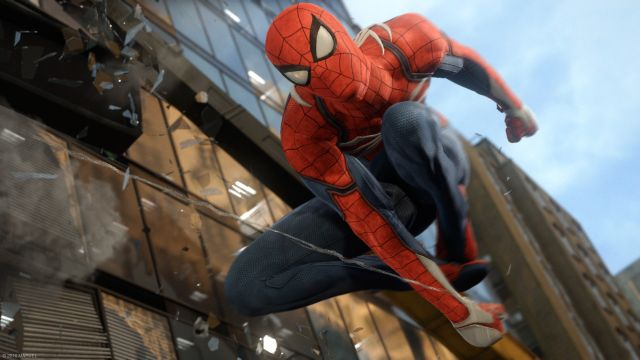 Go Inside the PlayStation Exclusive Spider-Man Game in New Video
