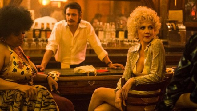 James Franco and Maggie Gyllenhall star in The Deuce, premiering September 10 on HBO