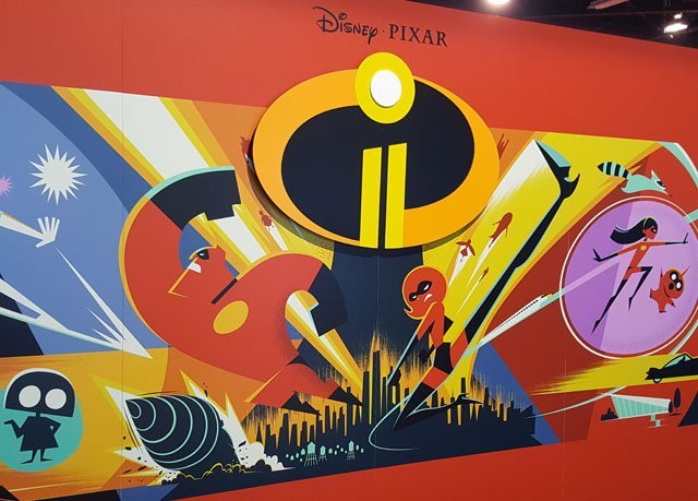 Incredibles 2 Opening Begins Right After the Original