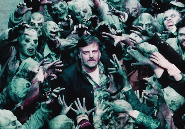 Saving Us from Ourselves: On Zombies