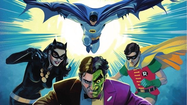 Batman vs Two-Face Trailer: Adam West's Final Journey as the Caped Crusader