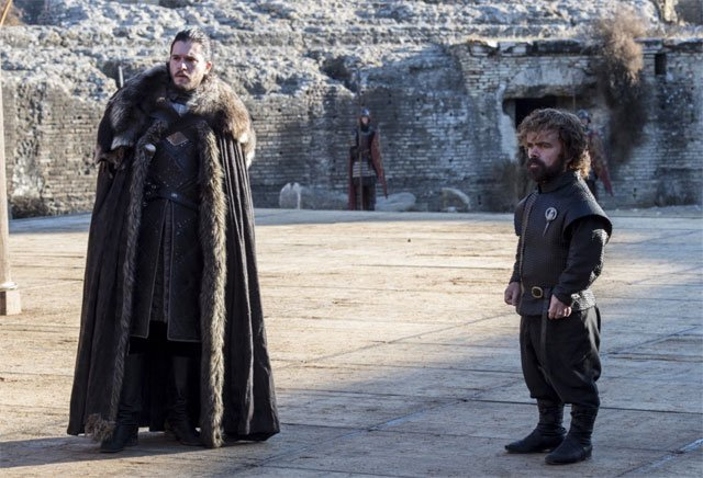 Game of Thrones Season 7 Finale Photos, Plus Runtime & Title