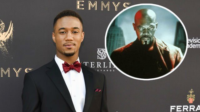 Jessie T. Usher is the Son of Shaft!