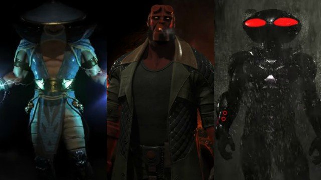 Hellboy Has Joined the Ranks of Injustice 2!