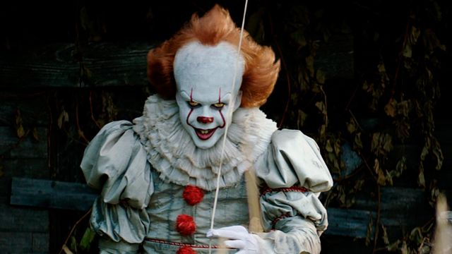 The Loser's Club and Pennywise Featured in New IT Photos