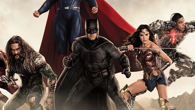 The League is Ready for Battle in New Justice League Promo Image