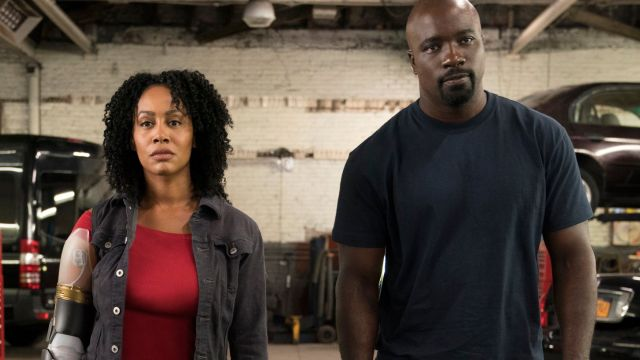 Misty Knight Gets Her Bionic Arm in First Look at Luke Cage Season 2