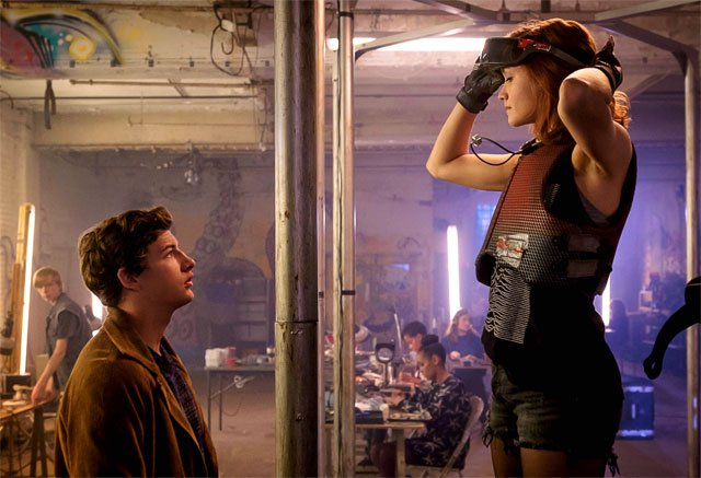First Look at Olivia Cooke as Art3mis in Ready Player One