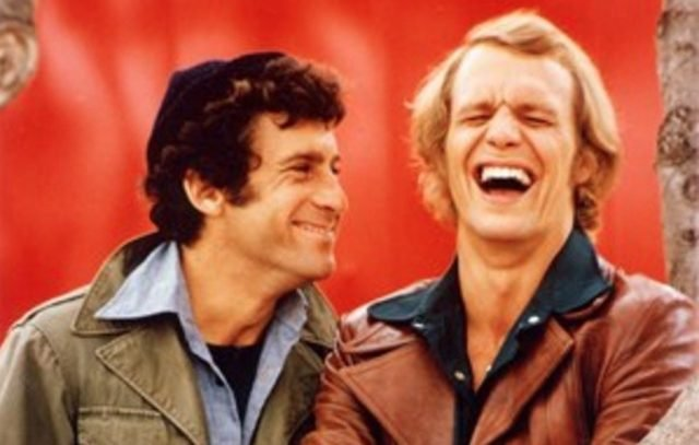 James Gunn's Starsky and Hutch series based on the '70s cop drama has been nabbed by Amazon