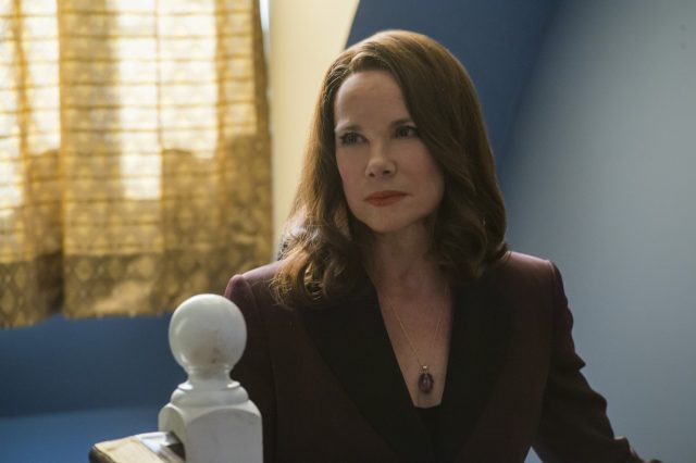 The X-Files season 11 casts Barbara Hershey in a mysterious role