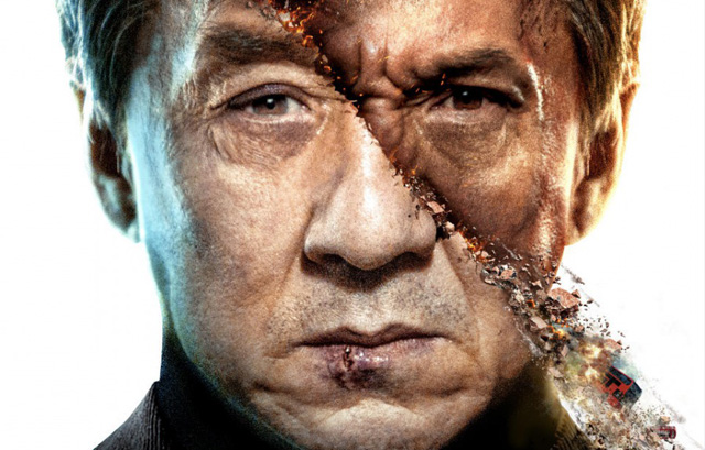 Jackie Chan and Pierce Brosnan in International The Foreigner Posters