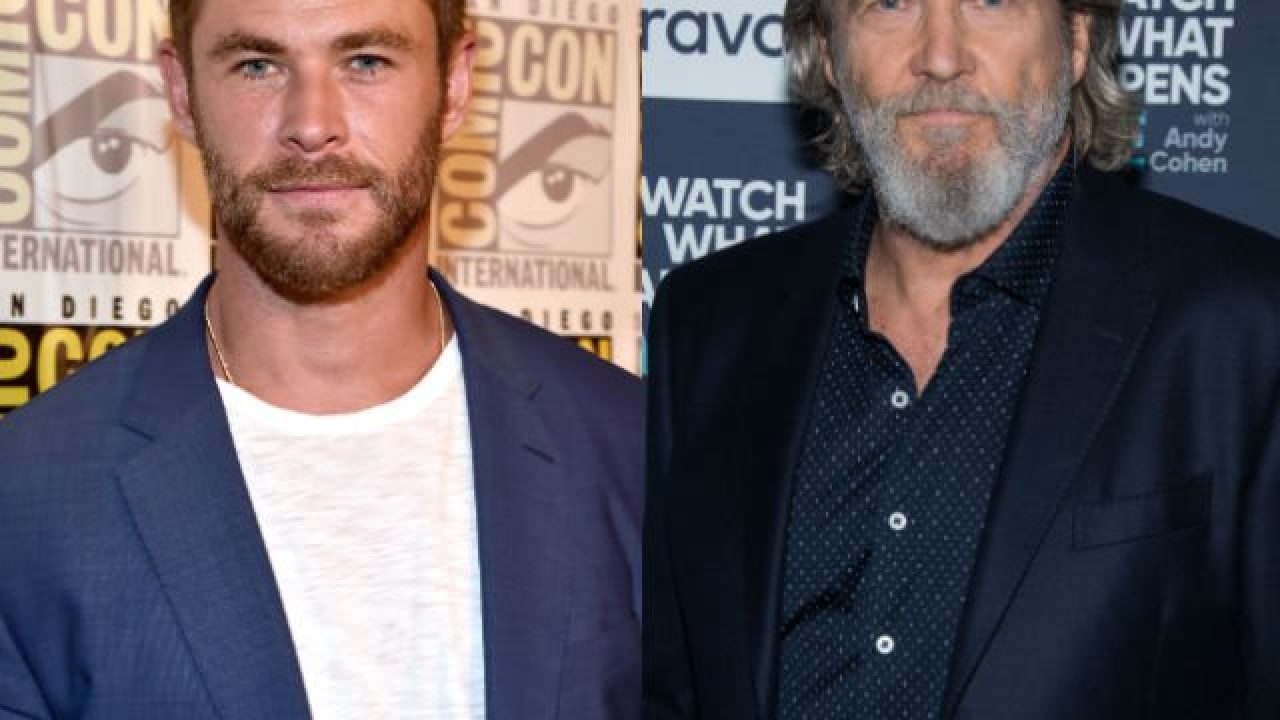 Bad Times at the El Royale: Hemsworth and Bridges to Star