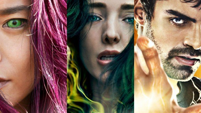 The Gifted Character Posters Tease Mutants Of Series