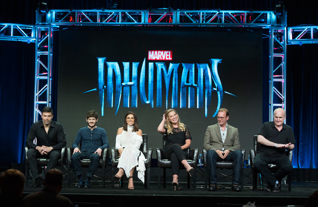 Marvel's Inhumans Portraits and TCA Summer Press Tour Photos
