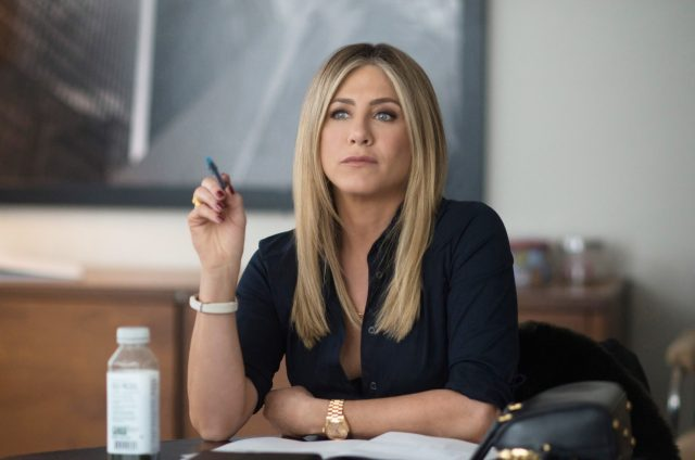 Jennifer Aniston is in talks for a comedy with writer/director Sophie Goodhart