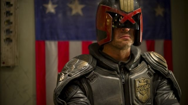 Concept Art for Judge Dredd TV Series, Karl Urban in Talks to Reprise